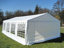 Party tent 5x8 PE